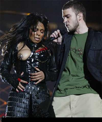 janet jackson breast. JANET JACKSON#39;S BREAST AND THE